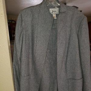 Womans joyce suit set- jacket and knee length skir